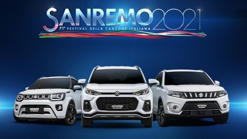 Mosca Automobili - Sanremo Suzuki