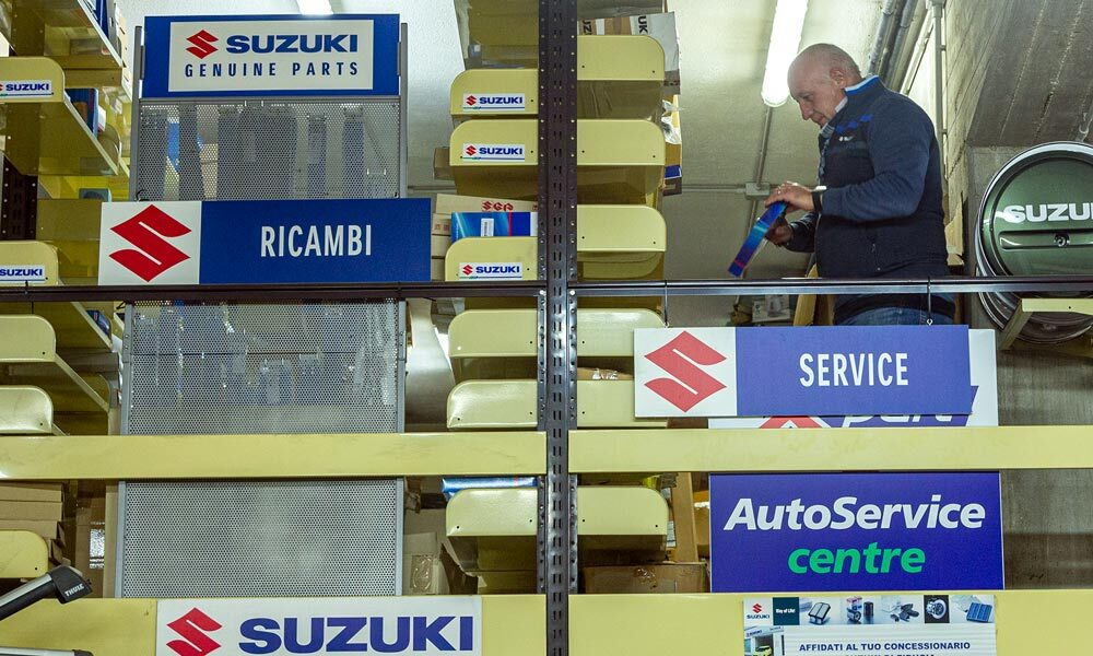 Mosca Automobili Concessionaria Suzuki - Officina Ufficiale Suzuki