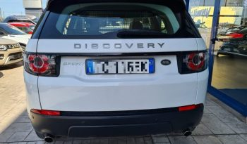 LAND ROVER Discovery Sport 2.0 TD4 150 CV Pure pieno